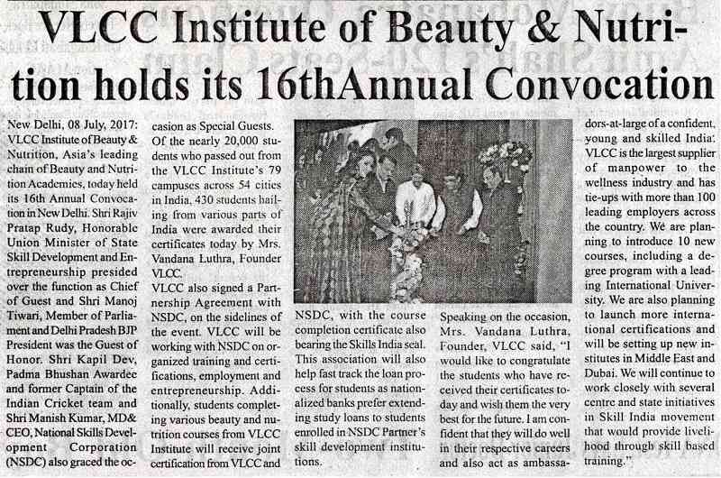 vlcc institute beauty and nutrition