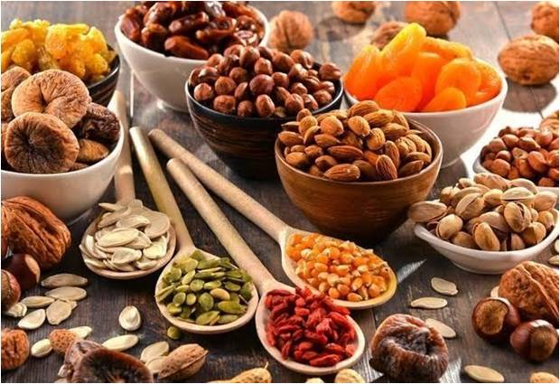 Dry Fruits , Nuts & Seeds